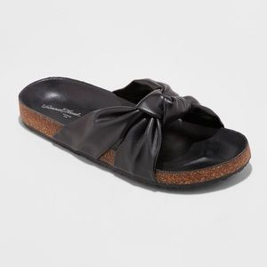 Junie Knotted Footbed Sandals - Universal Thread